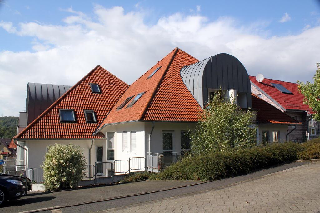 neuwertige Eigentumswohnungsanlage