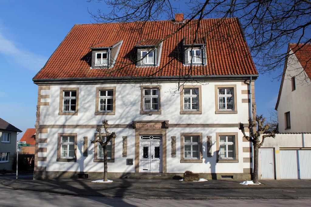 Hisorisches Patrizierhaus