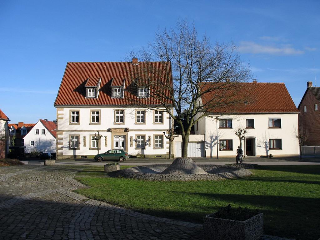 ruhige Wohnlage auf historischem Boden