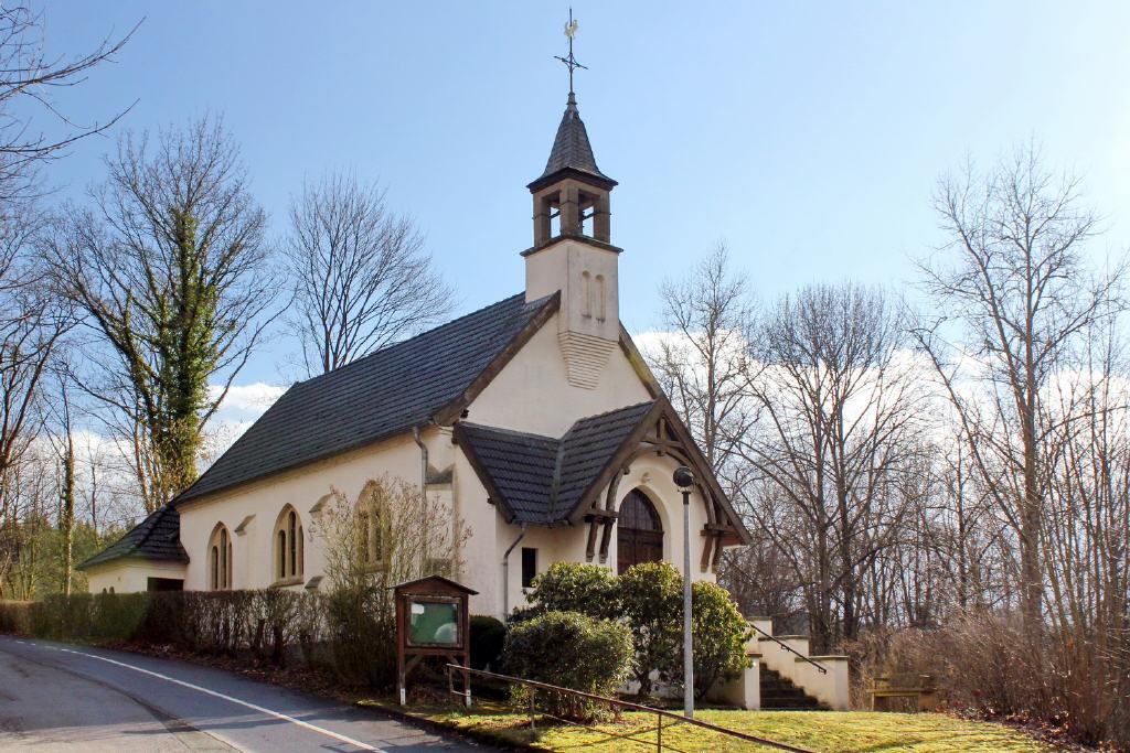 Trinitatiskapelle in Ringelstein