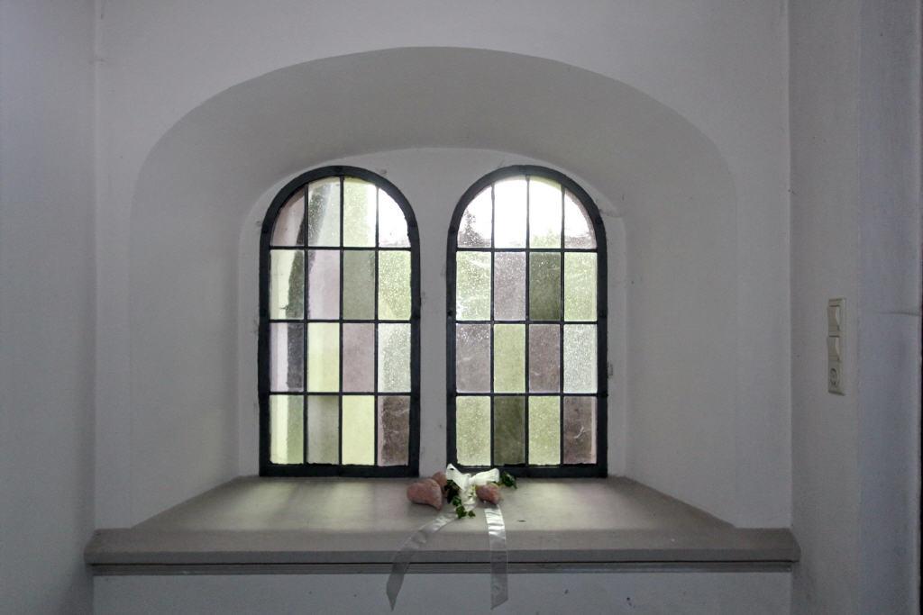 Fenster im Vorraum