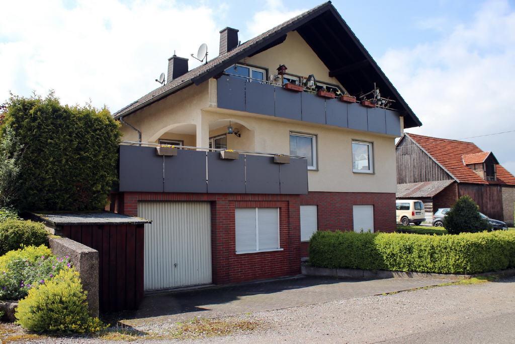 Garagenanbau mit gr. Dachterrasse