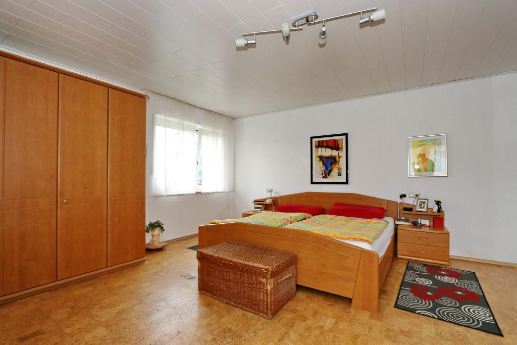 26 m² großes Schlafzimmer