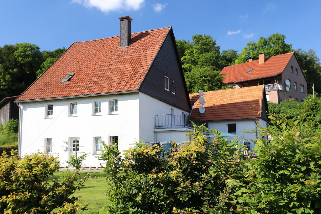 Modernisiertes, ausgebautes Bauernhaus