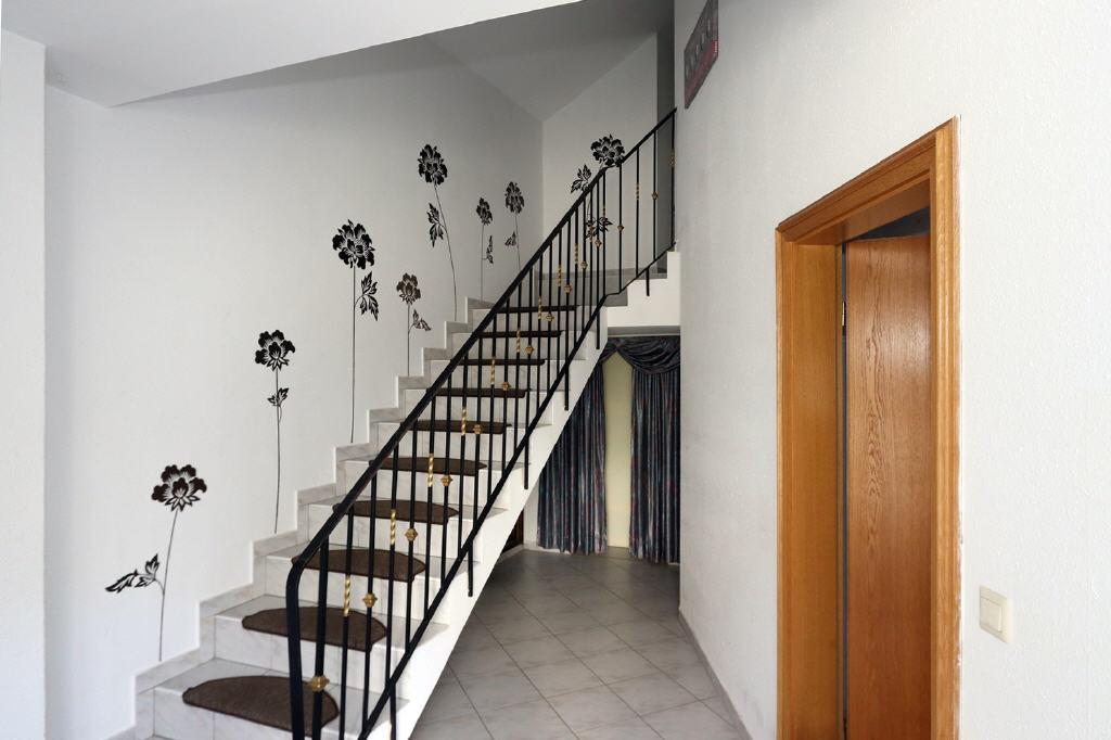 Treppenaufgang in s DG