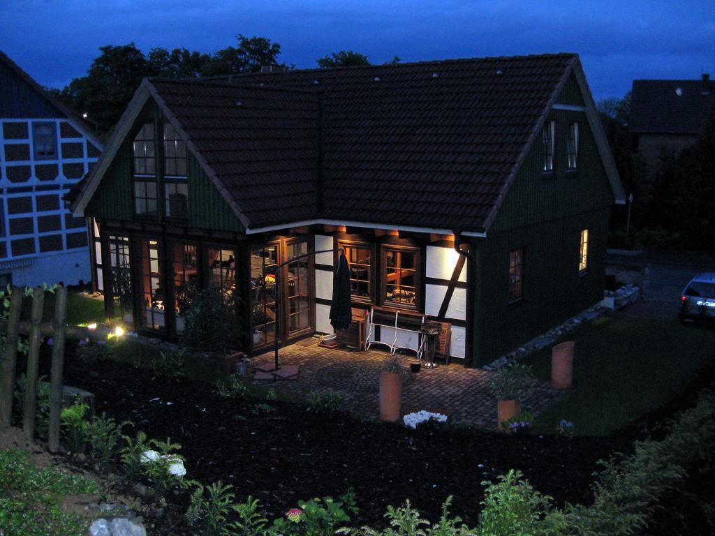 Wohnhaus mit Atmosphäre