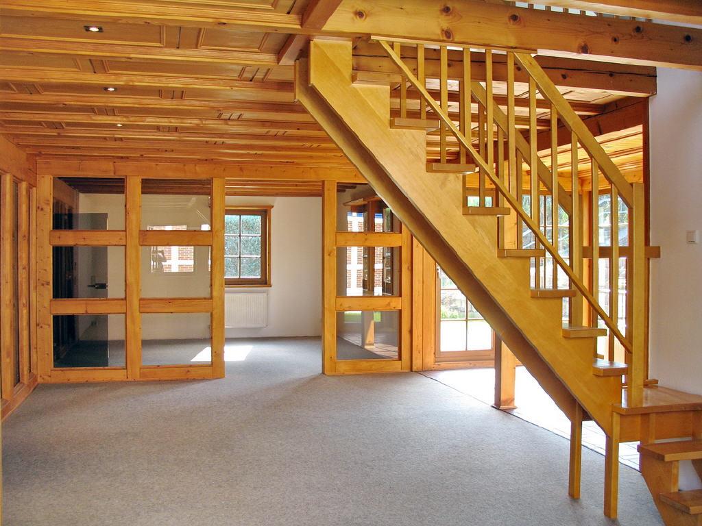 68 m² offener Wohn-/Essbereich mit Raumteiler