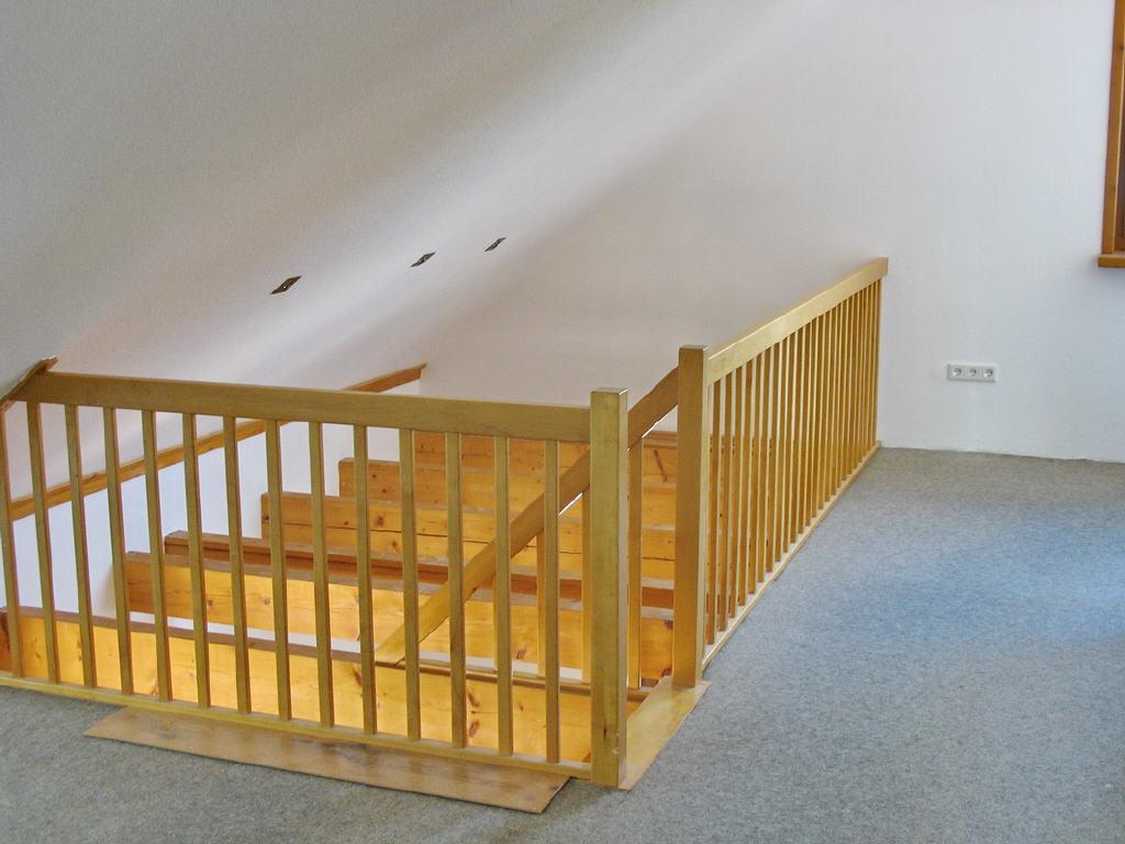 offene Galerie - Dachstudio
