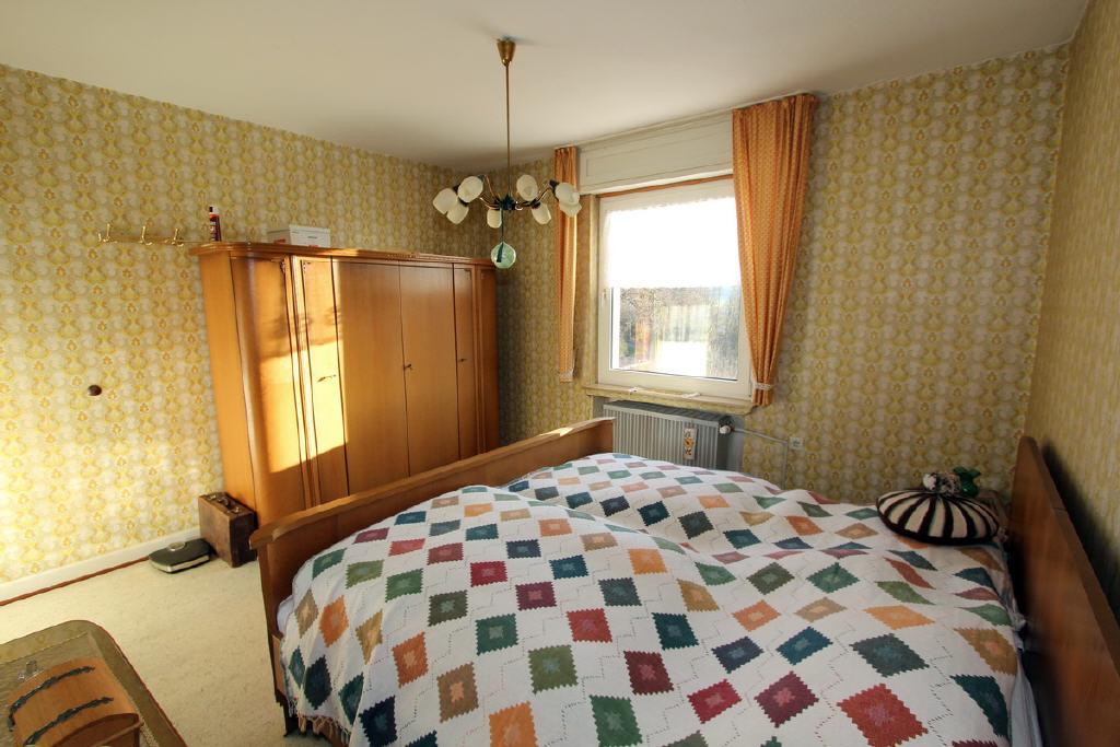 drei Schlafräume zwischen ca. 15 und 19 m² Wohnfl.