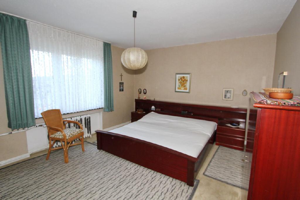 große Wandflächen für Möbel aller Art