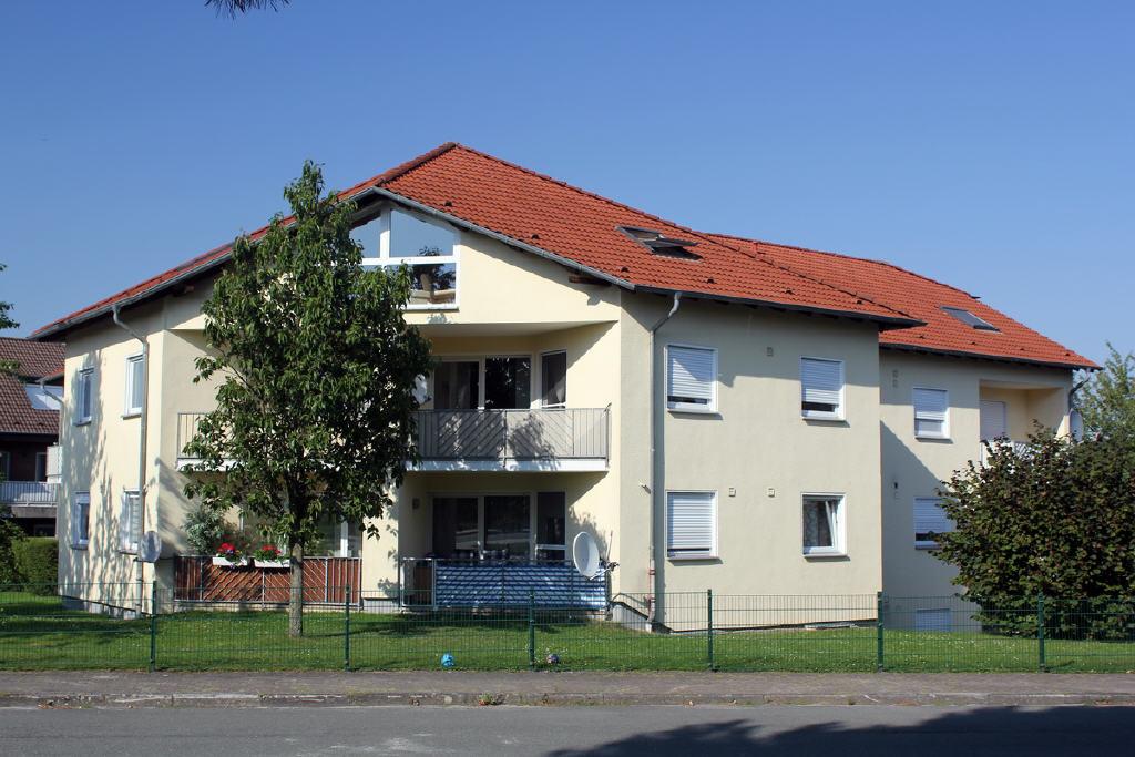 gepflegte Eigentumswohnungsanlage