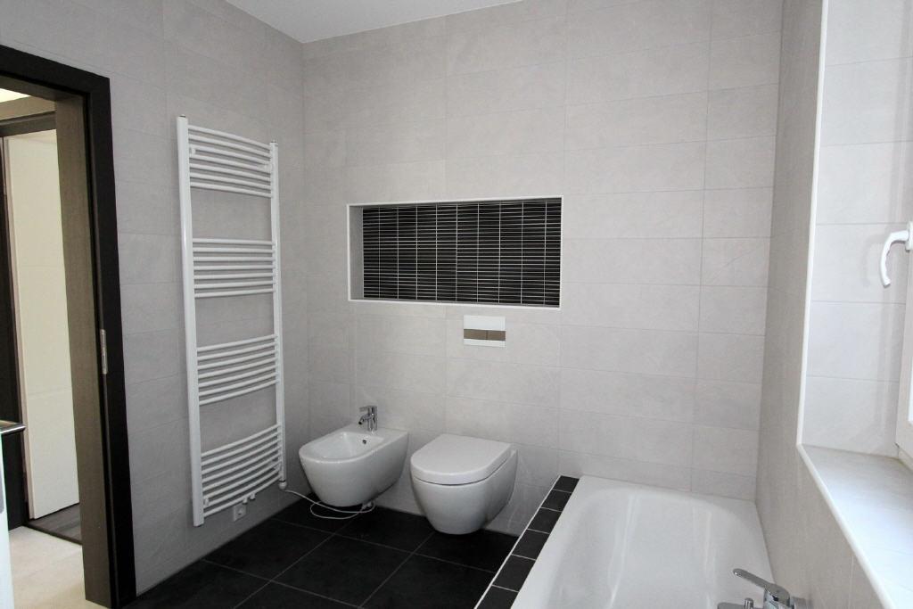hochwertige Badausstattung