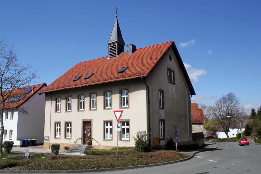 Patrizierhaus mit Glockenturm, evang. Kirchhaus