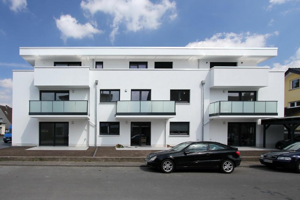 8 Eigentumswohnungen in moderner Architektur