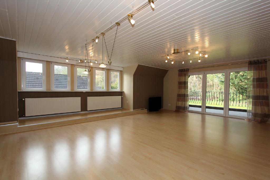 46 m² großes Wohn- und Esszimmer