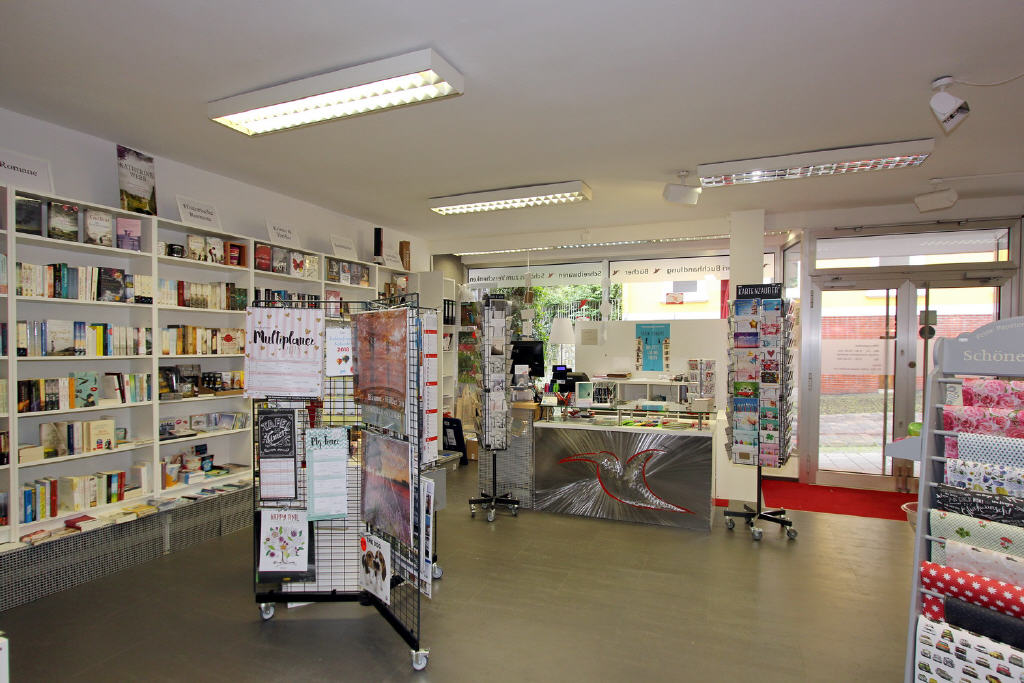 Einzelhandelsfläche im EG