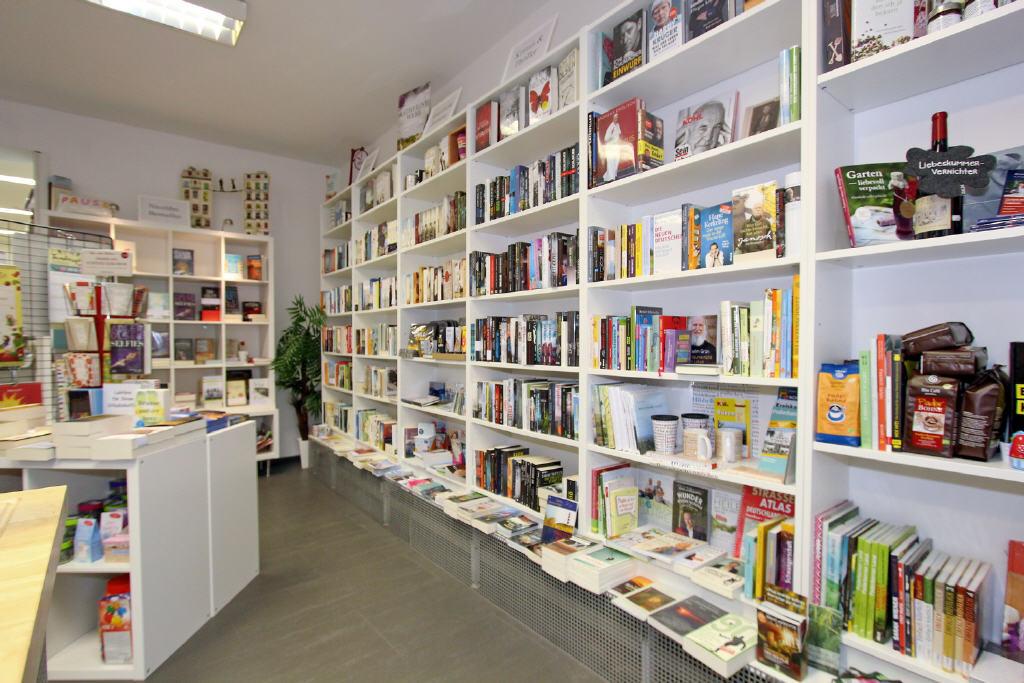Buchhandlung seit vielen Jahren