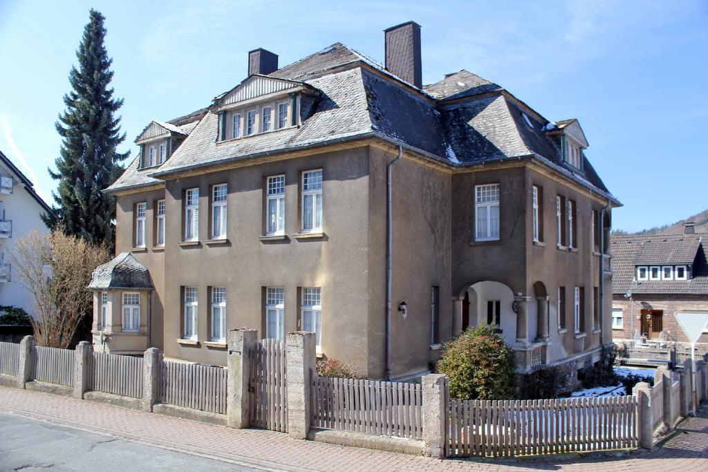 Historische Stadtvilla Prior