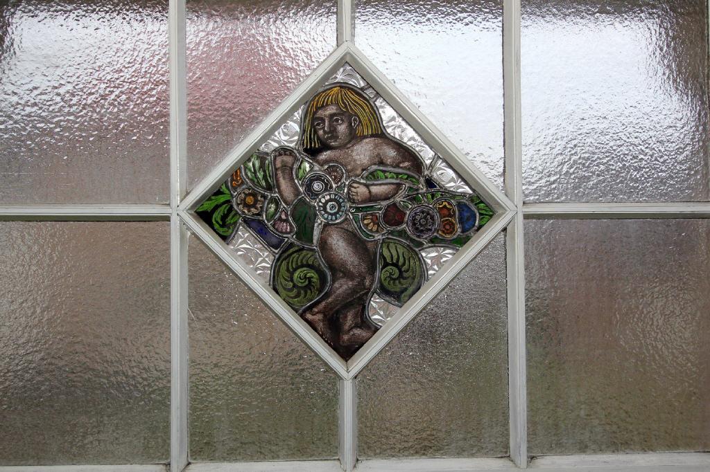 Glasmalerei aus Kassel