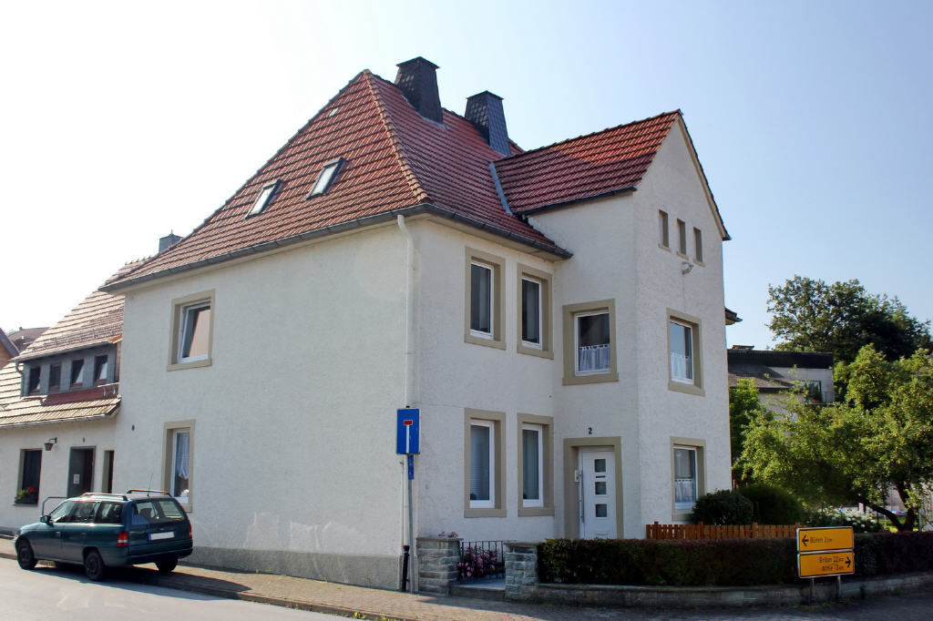2 Vollgeschosse, Dachgeschoss und Vollkeller