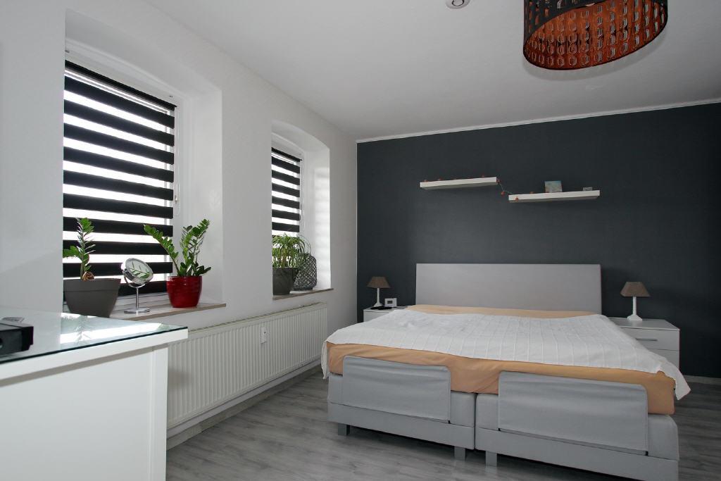 Elternschlafzimmer  modernisiert
