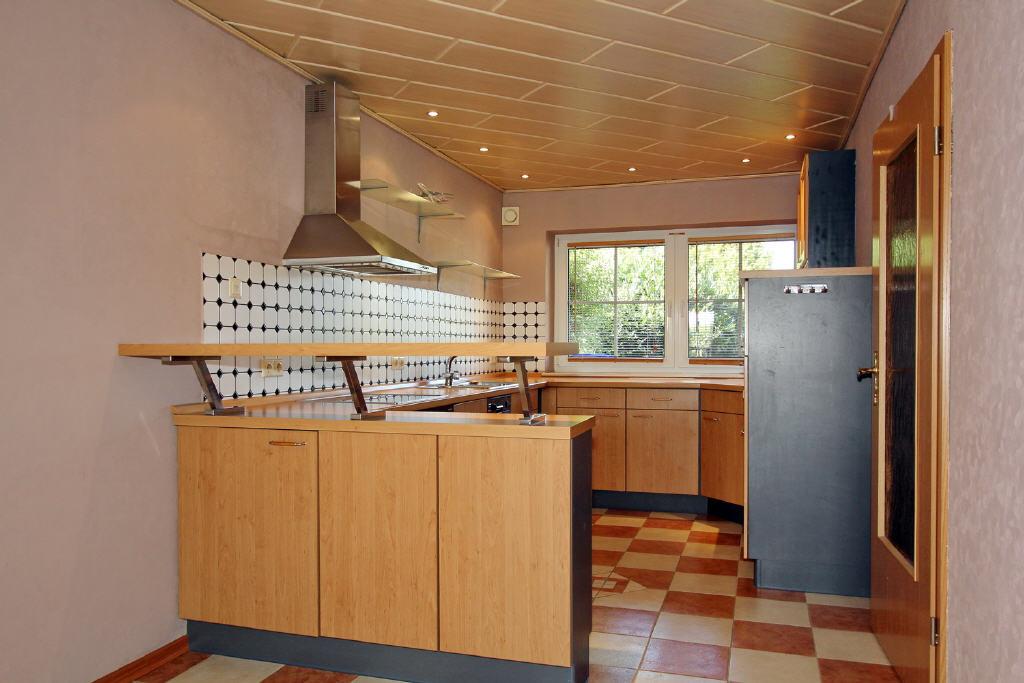 offene Küche zum Wohn-/Esszimer