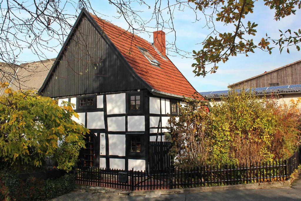 Niederdeutsches Fachwerkhaus