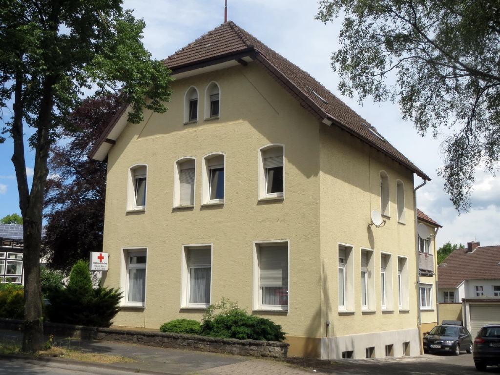 Wohn- und Geschäftshaus des Roetn Kreuz e. V.
