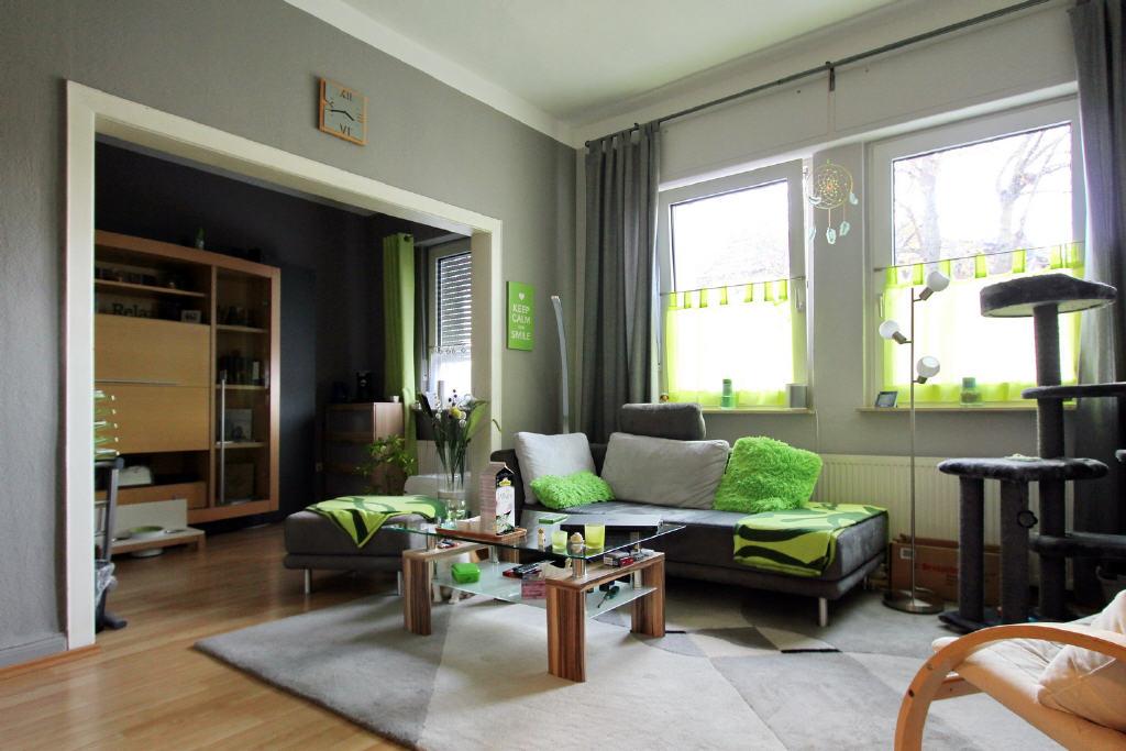 26 m² großes Wohnzimmer