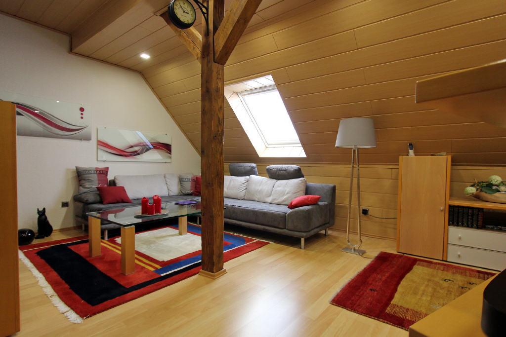 Wohn-/Schlafräume mit besonderer Atmosphäre