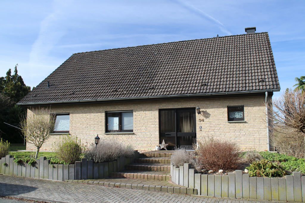 Freistehendes Einfamilienhaus in Ahden