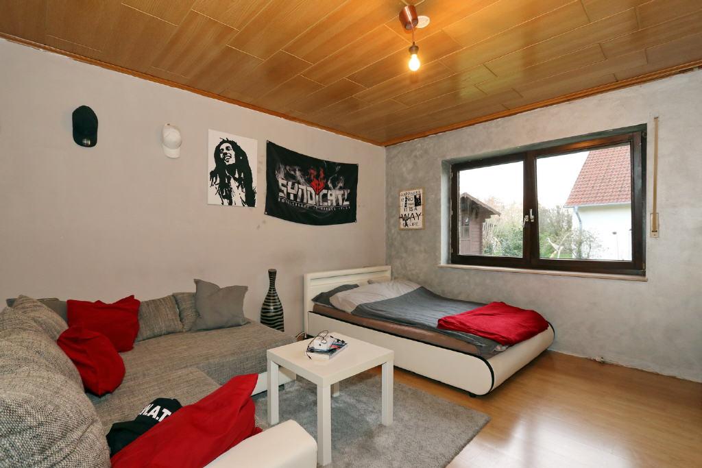 15 m² großes Schlafzimmer