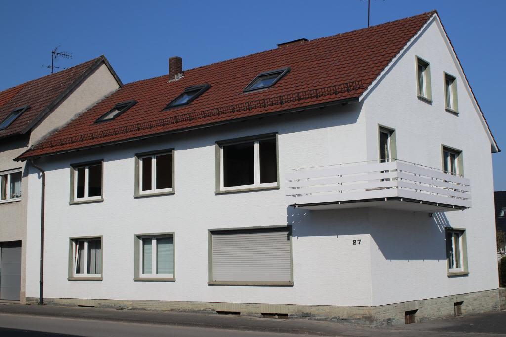 125 m² Etagenwohnung im OG