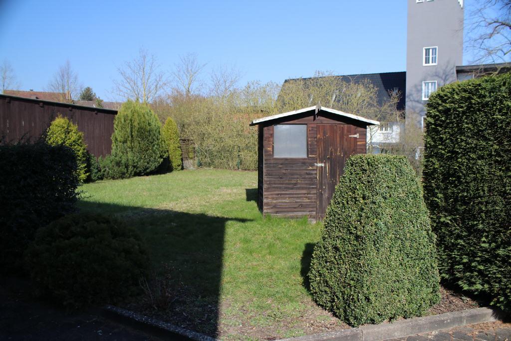 Holzgartenhaus