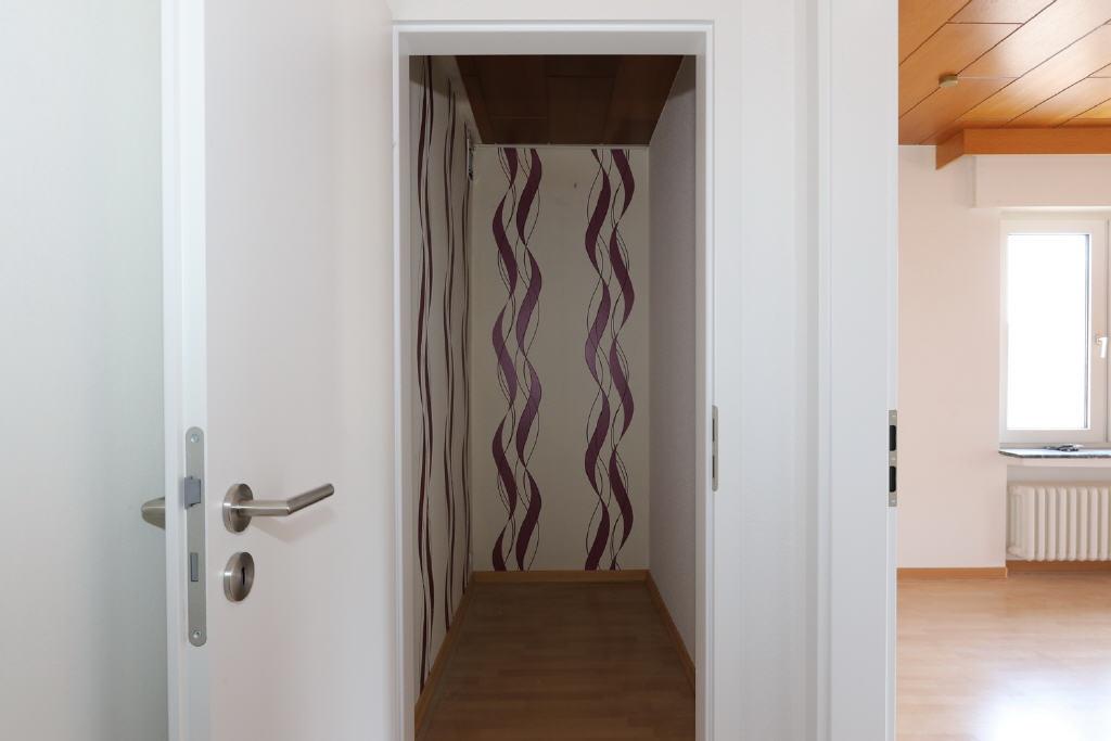 Abstellraum (Esszimmer/Küche)
