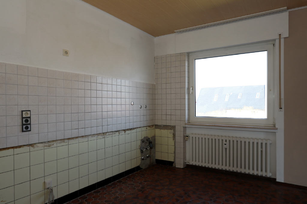 11 m² große Küche