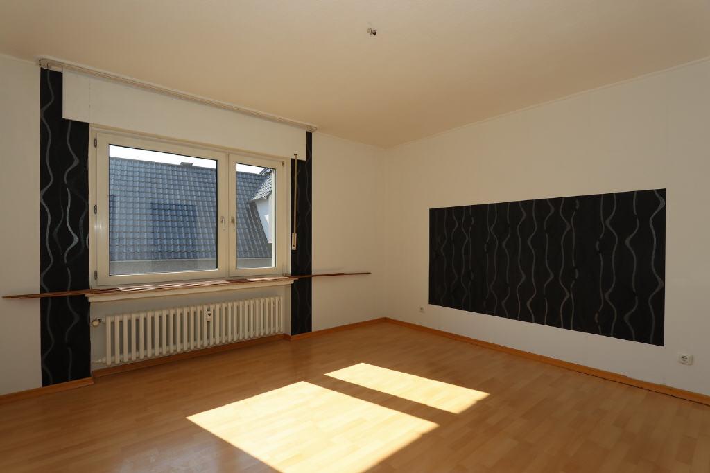 16 m² großes Schlafzimmer