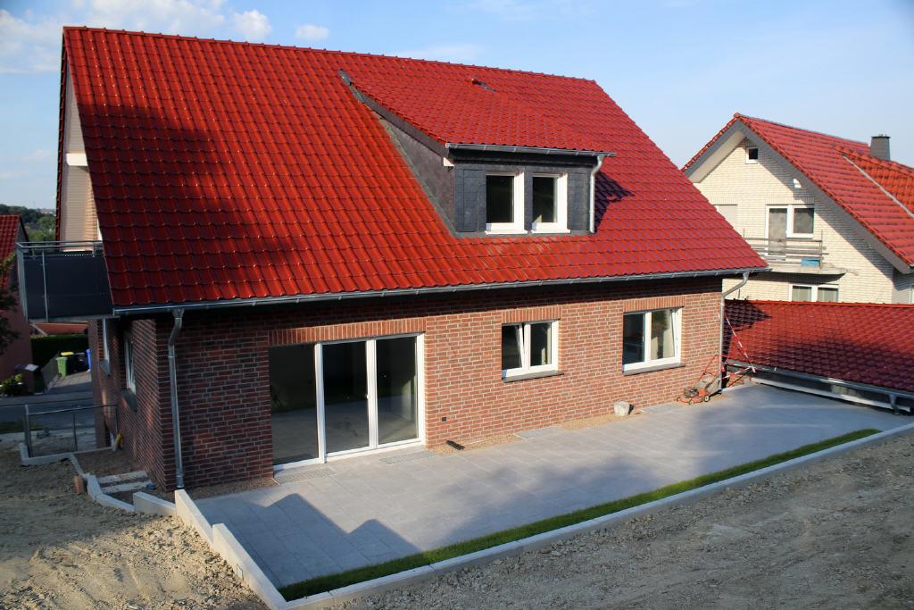 Erdgeschosswhg. mit Terrasse