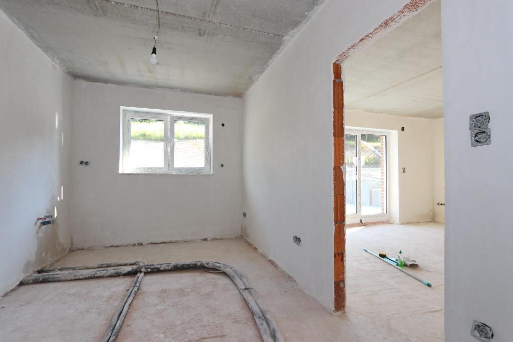 13,5 m² große Küche