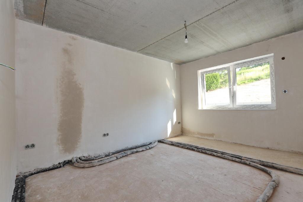 17,3 m² gr. Schlafzimmer