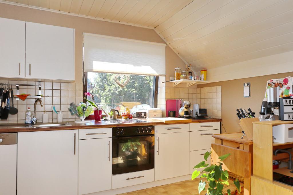 Einbauküche kann übernommen werden