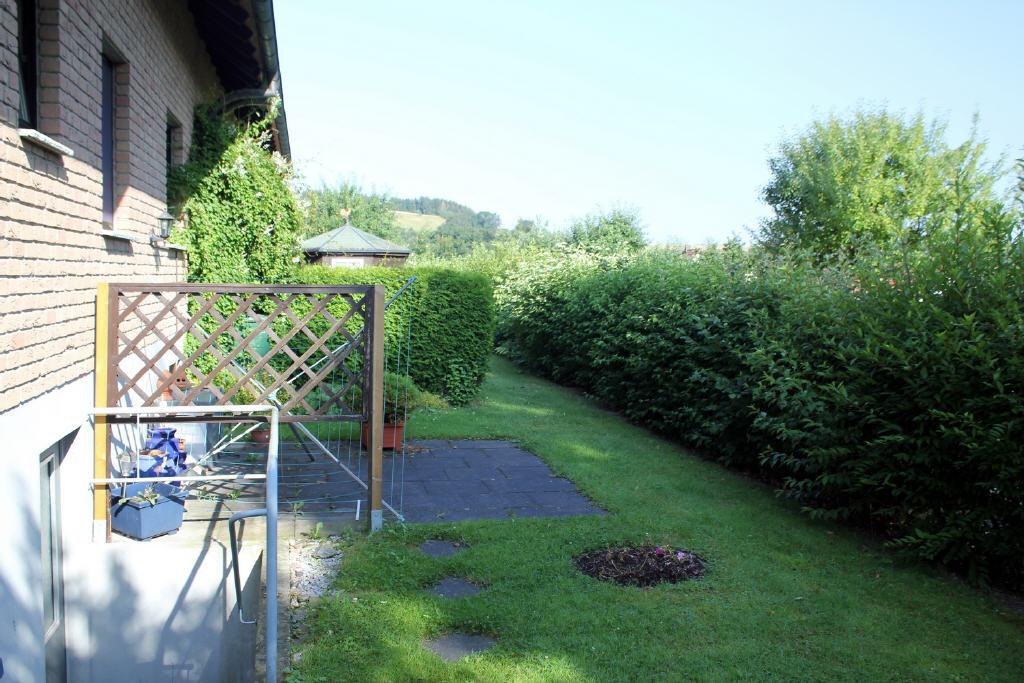 rückwertiger Garten