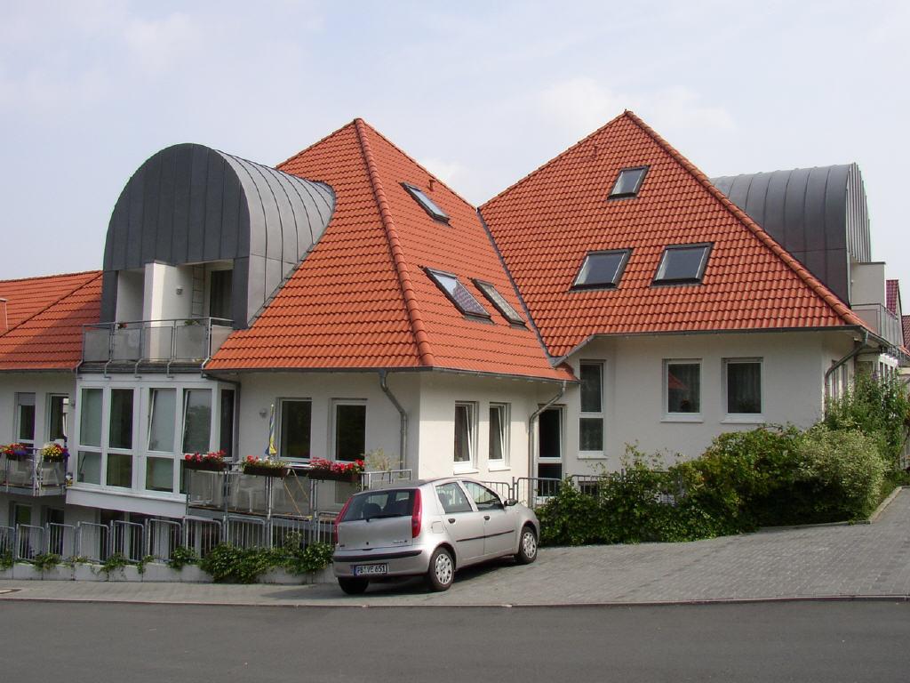 Dachgeschosswohnung über 2 Ebenen