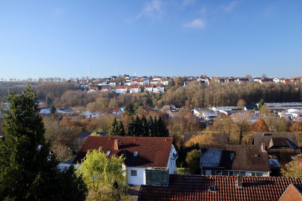 Blick auf den Süden von Büren