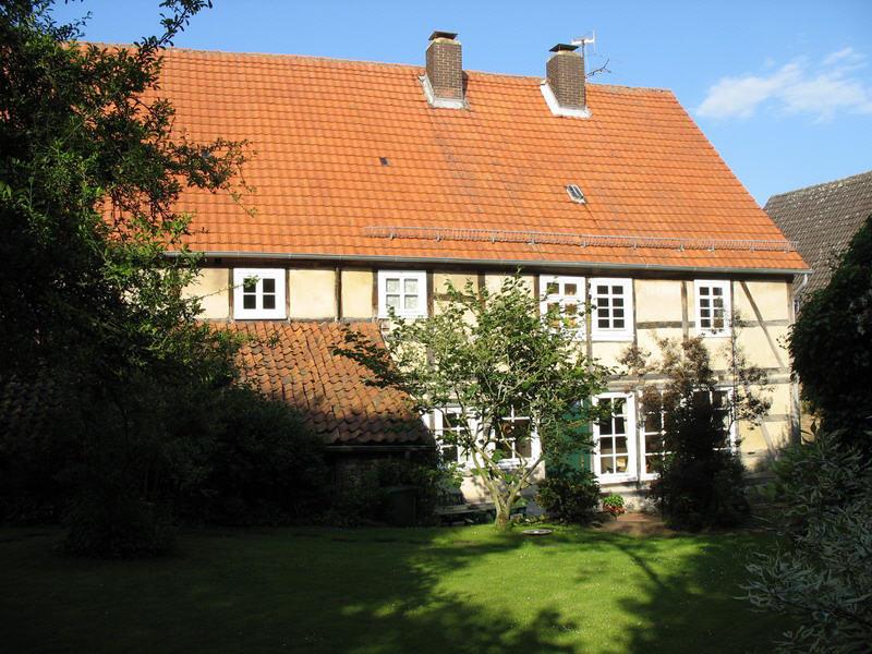 modernisiertes Bauernhaus