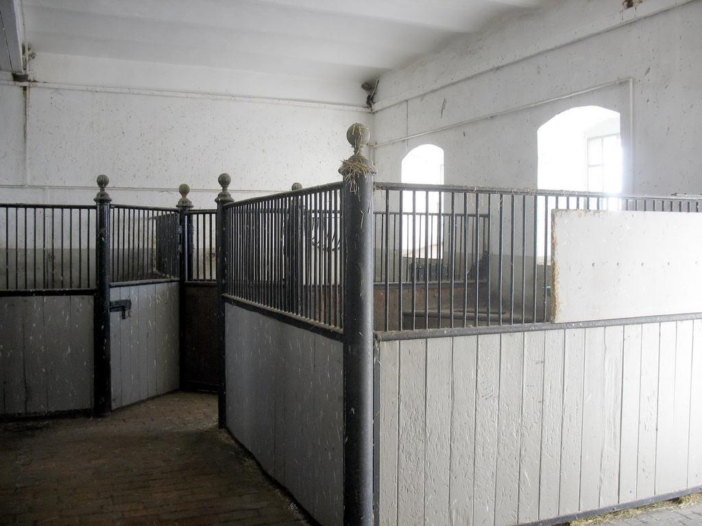 historische Pferdeboxen
