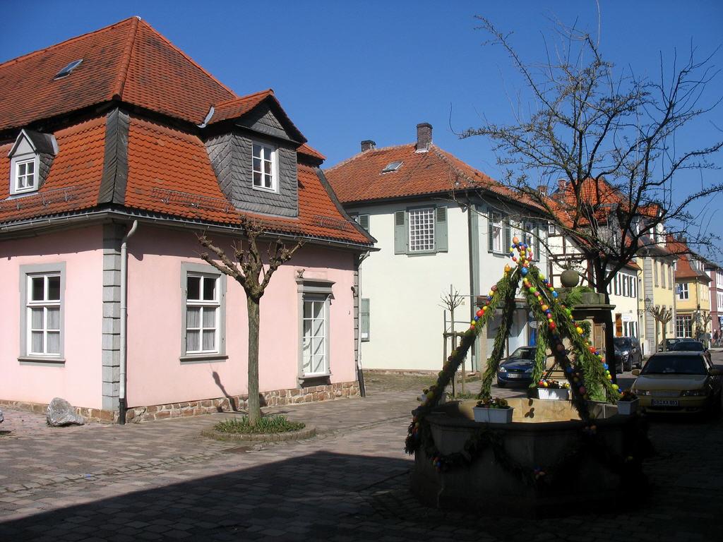 barockes Stadtbild