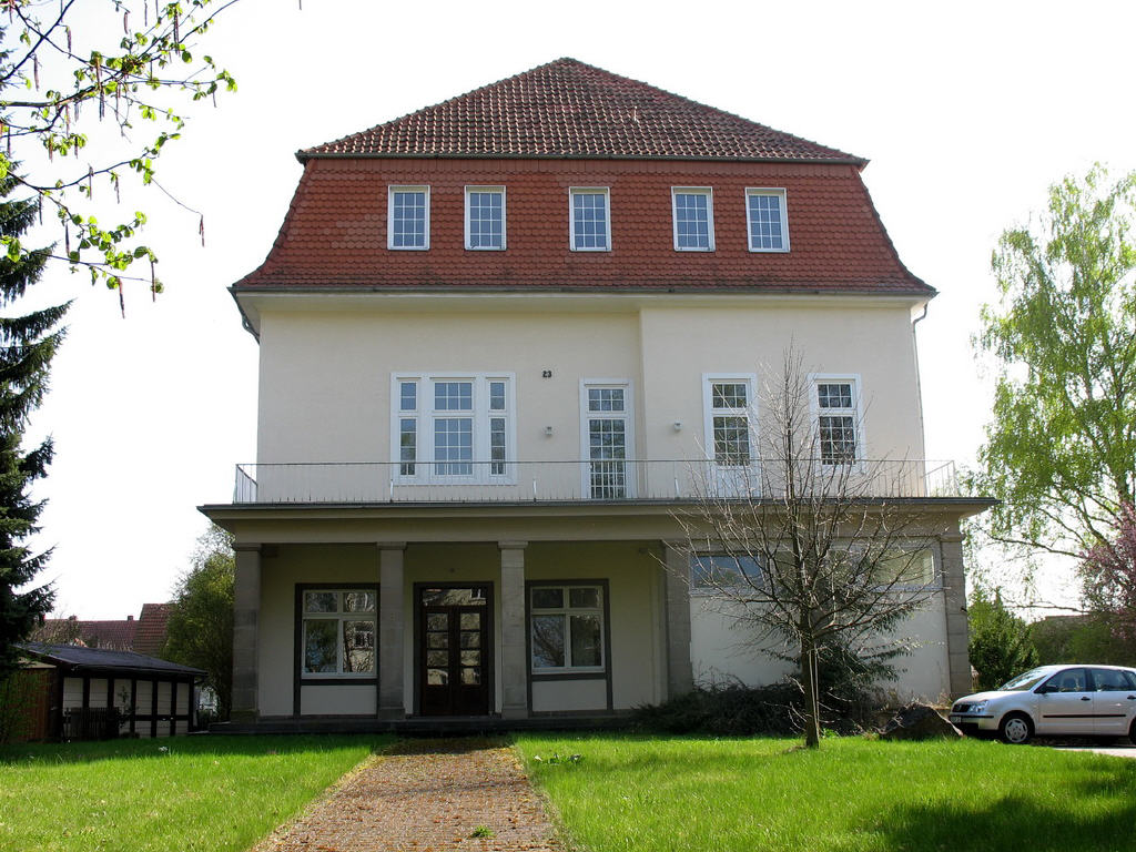ehemaliges Kurhaus Bad Arolsen