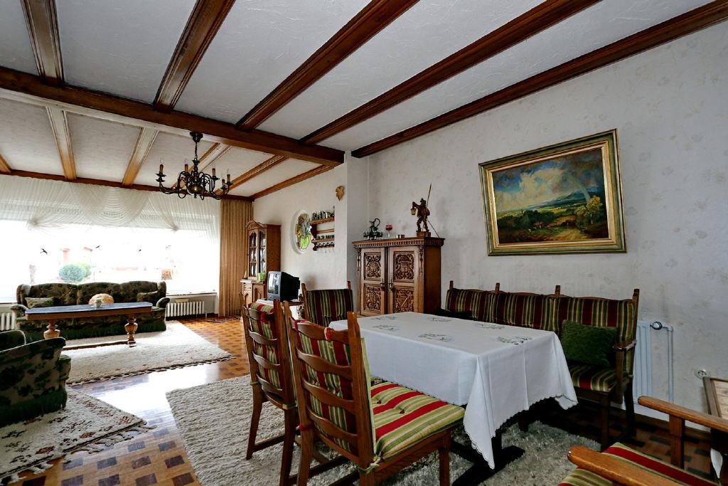 40 m² gr. Wohn-/Esszimmer