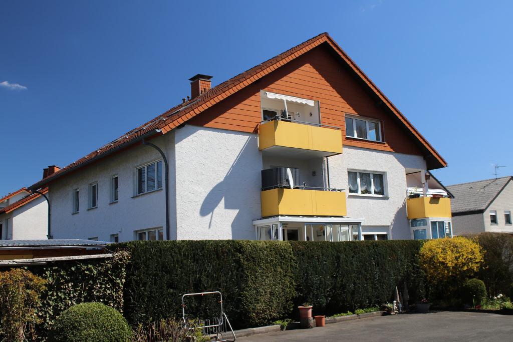 6 Wohneinheiten mit Balkon/Loggia